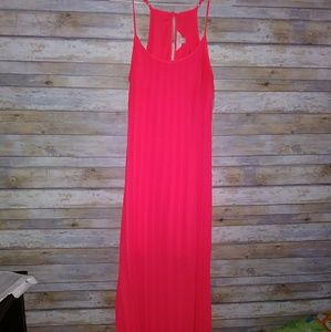 Decree maxi dress size medium- orange